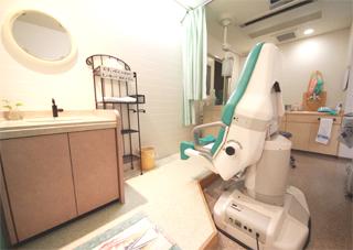 処置室(内診室)